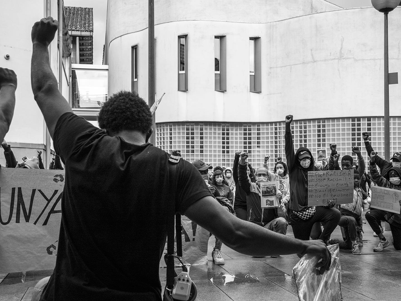 Black Lives Matter Olot